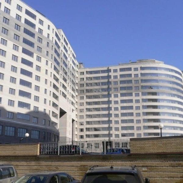 Строительная готовность жилого комплекса Платинум