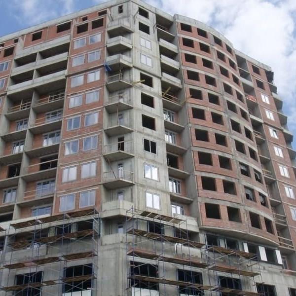 Жилой комплекс Платинум ход строительства